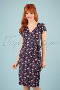 Yumi 27648 Flamingo Dress 20190219 040W