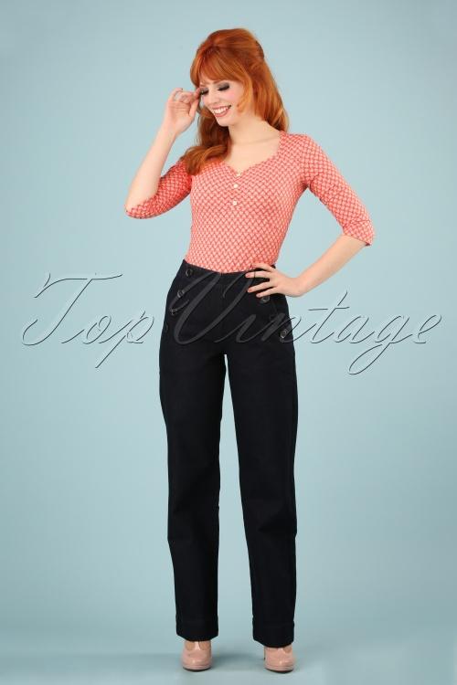 Mademoiselle Yeye 27078 Walk On By Jeans 20190220 040W