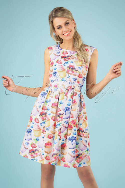 Smashed Lemon 27756 Cupcake Dress 1 020W