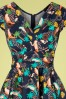 Retrolicious 30195 Swingdress Tropical Birds 20190425 0002V