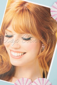 Louche 27978 Earrings Pink Flamingo Gold 20190429 017W