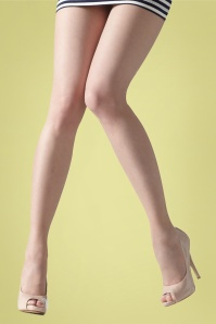 50s Better Than Bare Luxury Tights in Natural Glow