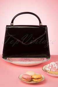 La Parisienne 30605 Bag Black Handbag 20190430 002 W