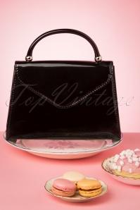 La Parisienne 30605 Bag Black Handbag 20190430 002 W