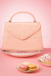 La Parisienne 30608 Bag Pink Handbag 20190430 001 Recovered W