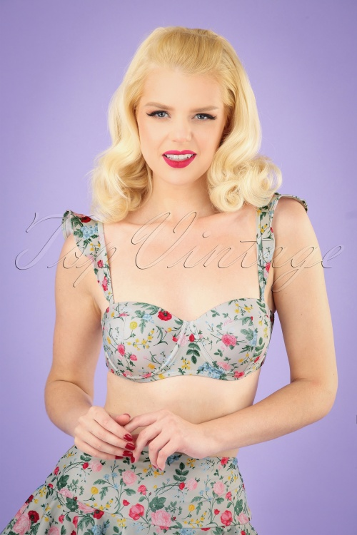 Belsira 27852 27853 Floral Skirt Bikini  20190130 040M w