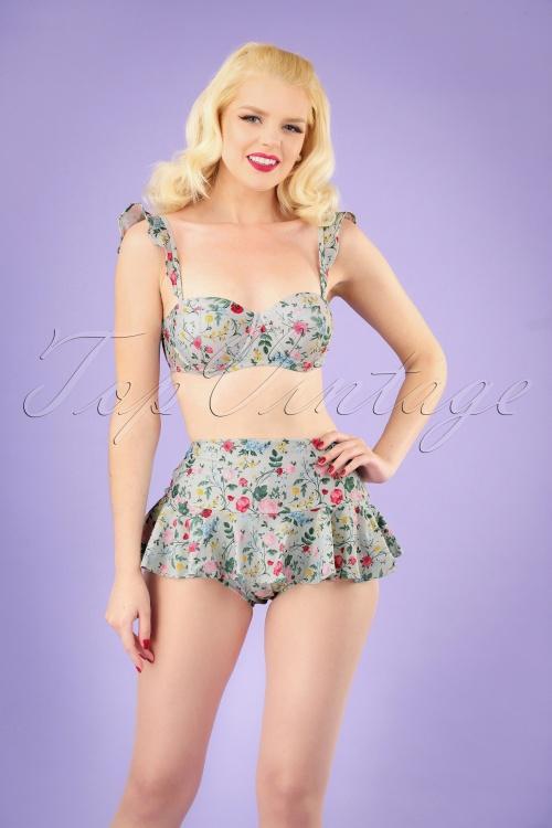 Belsira 27852 27853 Floral Skirt Bikini  20190130 041M w