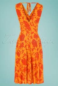 vintage Chic 30798Orange Flow 20190506 012W