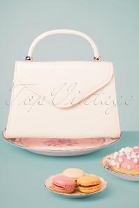 La Parisienne 30607 Bag White Handbag New 20190430 002