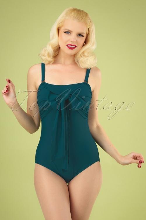 Jessica Rey 29063 SSwimsuit Greta Zenith Green 20190417 040MW