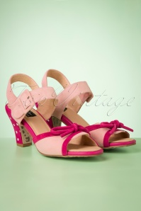 topvintage boutique 28411 Sandals Dust Pink 20190508 014 W