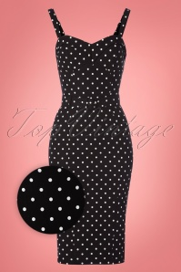 dd5276804f0 Maneater Wiggle Black 1024x1024 Vixen 29204 Pencildress Polcadot BlackWhite  13 0012Zoom