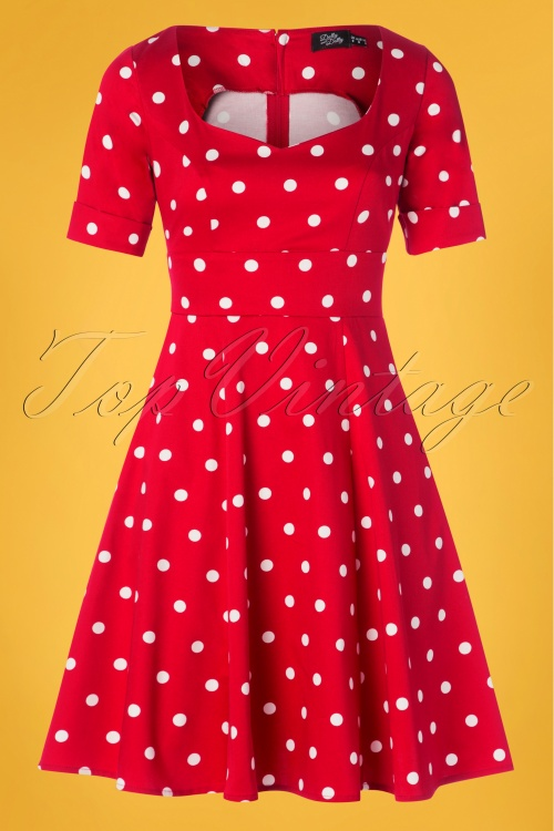Dolly And Dotty 29144Red Polka  20190515 005w