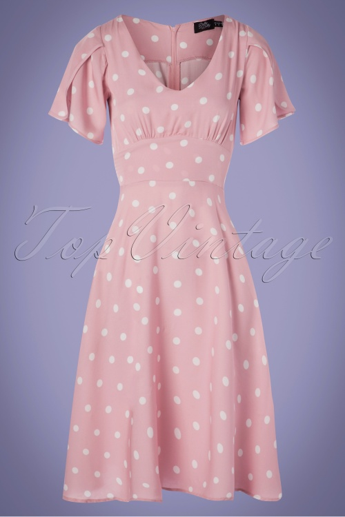 Dolly And Dotty 29152Light Pink polkadot 20190515 003W