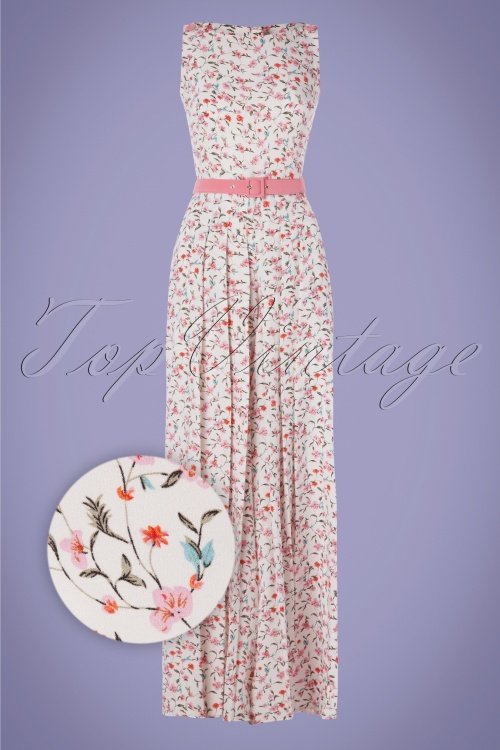 Miss Candyfloss 28661Jumpsuit In Flo 20190517 033z