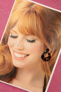 Glitz O Matic 30837 Lovely Leopard Earrings 20190527 007W