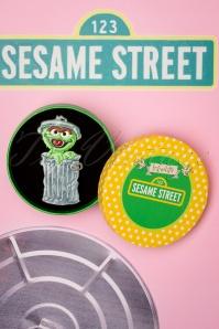 Erst Wilder 30993 Oscar The Grouch Sesame Street Muppet Blue Brown Chocolate Chip 20190529 011