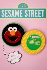 Erst Wilder 30992 Elmo Sesame Street Muppet Blue Brown Chocolate Chip 20190529 011