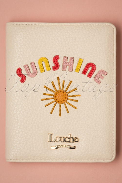 Louche 27971 Purse Paspoortcover Sunshine Red Pink Yellow 20190612 002 W