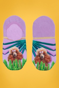 Marcmarcs 31070 Footies Poodles Purple Cacti Cactus Gold Green 20180528 001 copy