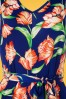 Vintage Chic 30792 Jumpsuit Blue Floral 20190612 0007