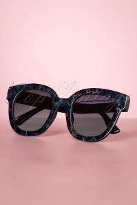 Louche 27975 Sunglasses Purple Tort Glitter Zabi 20190614 018 W