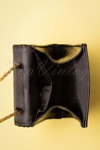 Topvintage Bags 30071Black Croco Black 20190613 051W