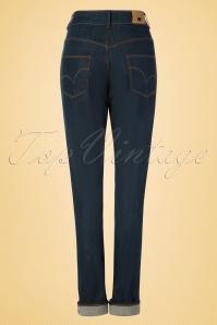 Rockabooty  30969 Cleo Denim Jeans 20190509 017W