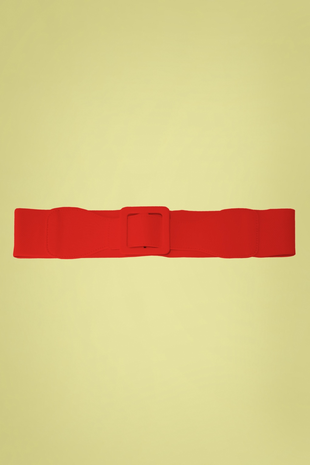 1940s Accessories: Belts, Gloves, Head Scarf 50s Ladies Day Out Square Belt in Red �7.14 AT vintagedancer.com
