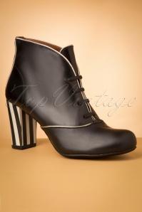 Nemonic 30292 Mad Negro 12 Black White Heels 20190626 006 W