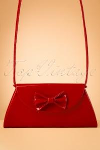 Topvintage Boutique 14537 Bag Red Clutch 20190620 012