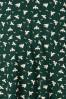 King Louie 29409 60s Sofia Pine Green Bird Skirt 20190620 010