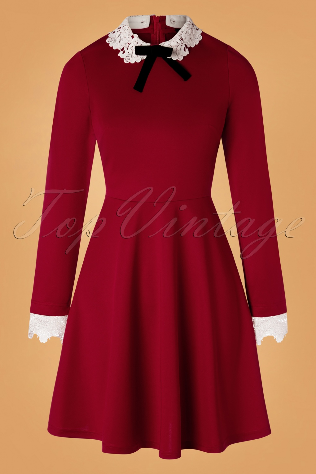 1960s Style Dresses, Clothing, Shoes UK 60s Ricci Dress in Red £61.02 AT vintagedancer.com