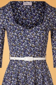 TopVintage Boutique Collection 31194 Flower Dress 20190704 003V