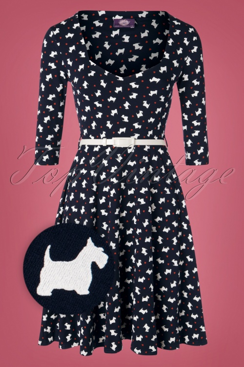 3a23a1fc1cce60 TopVintage Boutique Collection 31177 Doggy Dress 20190704 002Z