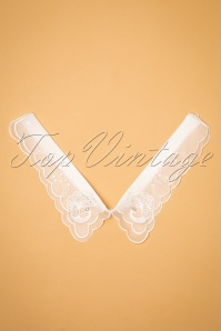 Vixen Lace Dolly Col White 1