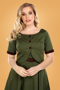 Collectif 29895 Dale Jacket in Green 20190430 020L