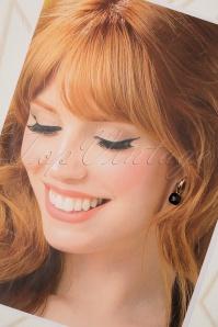 Glamfemme 31299 Earrings Gold Orange 20190717 006 W