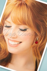 Glammfemme 31300 Earring Red 20190718 0010W