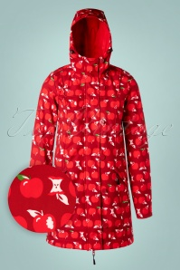 Blutsgeschwister 29747 Coat Red Aplle Sweet Petite 07192019 000001W1