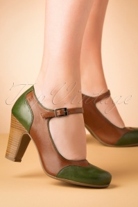 Miz Mooz 30044 Jazzy Brandy Green Brown Heels 20190618 006 W
