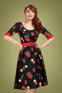 Collectif 29849 june apple swing dress 20190415 020L