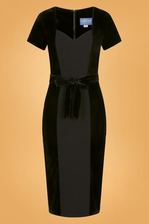 Collectif 29901 gracie pencil dress 20190415 021L A