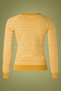King Louie 29451 Button Jumper Langlauf Sunset Yellow20190621 006 W