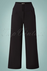 Belsira 30492 Pants Black 20190805 003W