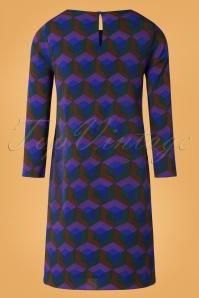 Compania Fantastica 29703 Vestido Blue20190805 015W