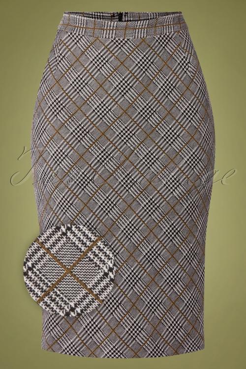 Vive Maria 30092 Upper west Girl Skirt Black20190626 002Z
