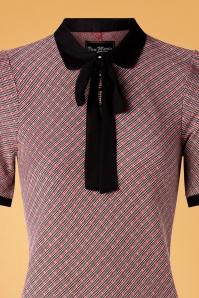 Vive Maria 30090 British School Dress Nlack Al20190627 002V
