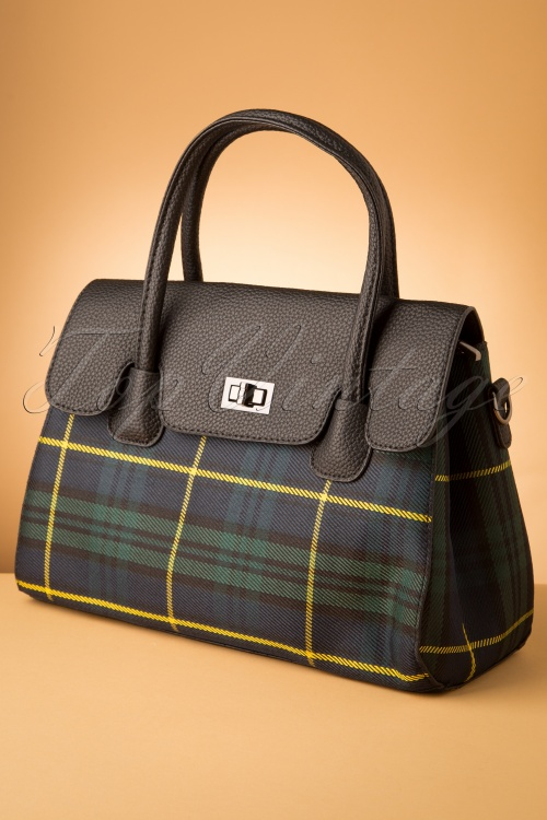 Darling Devine 31344 Bag Multi Green Yellow 190812 008 W