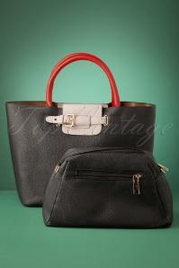 Darling Divine 31345 Bag Black Red Beige 190812 015 W